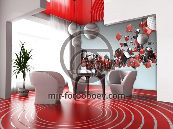 фотообои абстракция для кухни фото