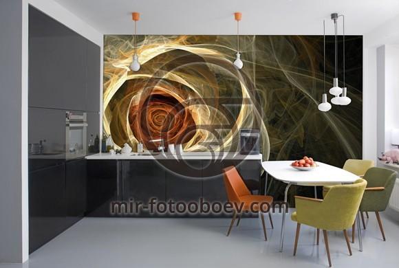 фотообои для кухни абстракция фото